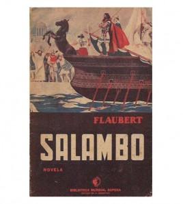 SALAMBÓ  Novela