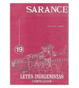 Sarance, Nº 19 Número monográfico