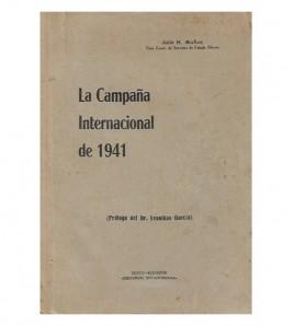 LA CAMPAÑA INTERNACIONAL DE 1941