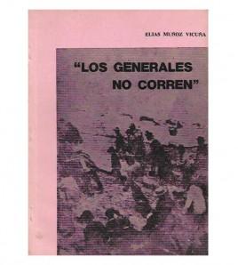 LOS GENERALES NO CORREN