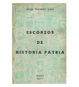 ESCORZOS DE HISTORIA PATRIA