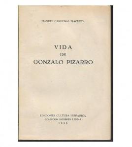 VIDA DE GONZALO PIZARRO