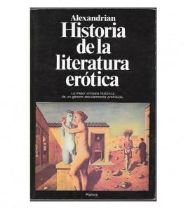 HISTORIA DE LA LITERATURA ERÓTICA