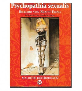 PSYCOPATHIA SEXUALIS. 69 Historias de casos