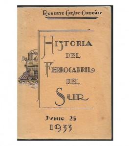 HISTORIA DEL FERROCARRIL DEL SUR