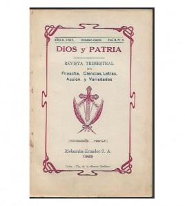 DIOS Y PATRIA, Vol. 2, No. 5