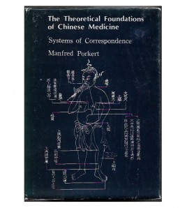 THE THEORETICAL FOUNDATIONS OF CHINESE MEDICINE. SYSTEMS OF CORRESPONDENCE