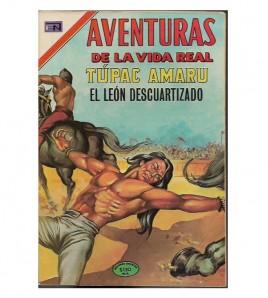 TUPAC AMARU, EL LEÓN DESCUARTIZADO