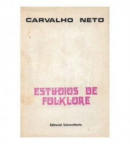 ESTUDIOS DE FOLKLORE. Tomo...