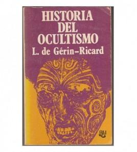 HISTORIA DEL OCULTISMO
