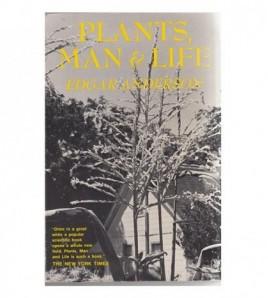 PLANTS, MAN AND LIFE