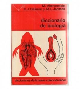 DICCIONARIO DE BIOLOGÍA