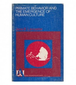 PRIMATE BEHAVIOR AND THE...
