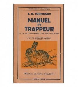MANUEL DU TRAPPEUR. La...