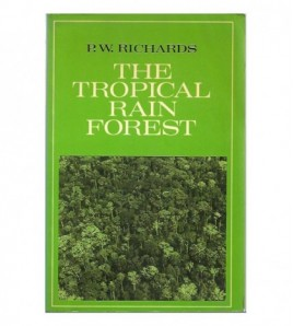 THE TROPICAL RAIN FOREST....