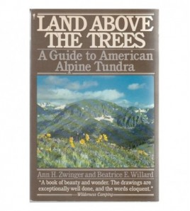 LAND ABOVE THE TREES A...