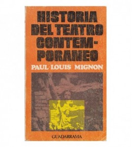 HISTORIA DEL TEATRO...