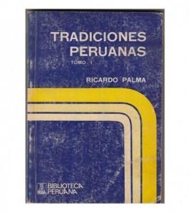 TRADICIONES PERUANAS I-III