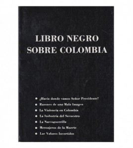 LIBRO NEGRO SOBRE COLOMBIA