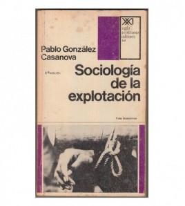 SOCIOLOGÍA DE LA EXPLOTACIÓN