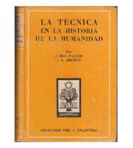 LA TÉCNICA EN LA HISTORIA...