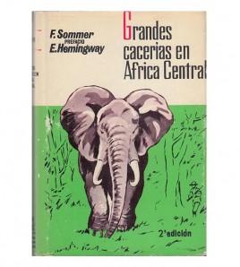 GRANDES CACERÍAS EN AFRICA...