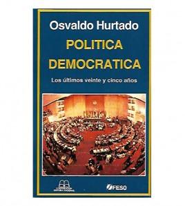 POLÍTICA DEMOCRÁTICA. Los...