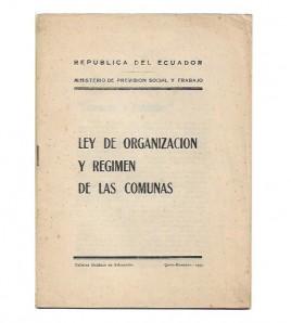 LEY DE ORGANIZACIÓN Y...