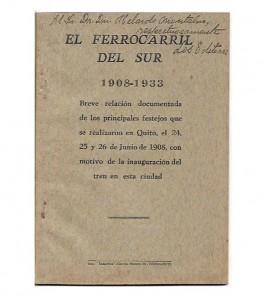 EL FERROCARRIL DEL SUR...