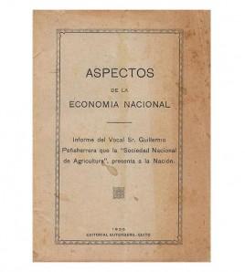 ASPECTOS DE LA ECONOMÍA...