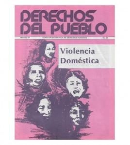 Derechos del Pueblo, Marzo,...