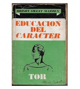 EDUCACIÓN DEL CARÁCTER