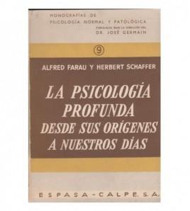 LA PSICOLOGÍA PROFUNDA...