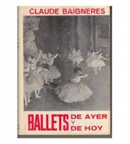 BALLETS DE AYER Y DE HOY