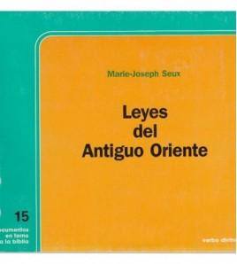 LEYES DEL ANTIGUO ORIENTE
