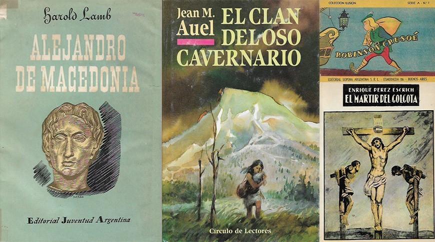 El mundo de mis libros
